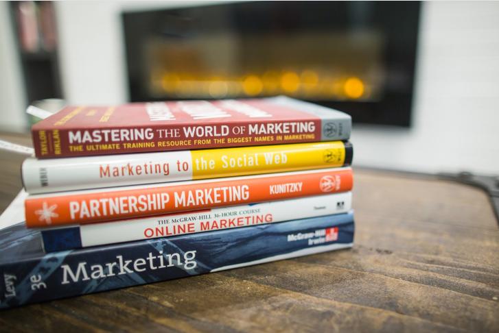 Livre marketing